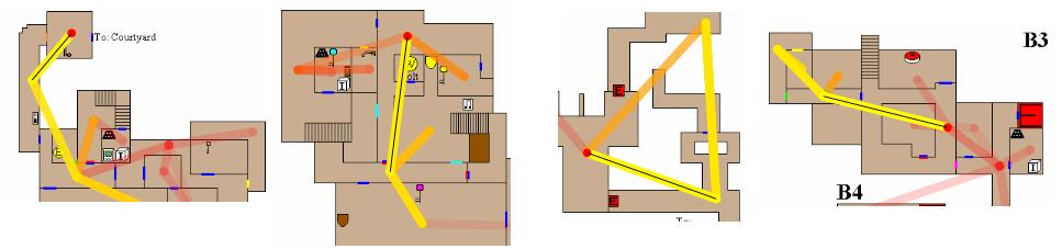 resident evil maps