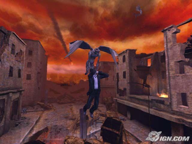 Constantine | Chris's Survival Horror Quest