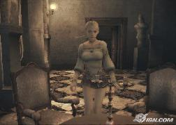 Haunting Ground Fionas Boob Bounce Topless
